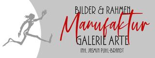 Logo Arte Wuerzburg Bilder & Rahmen Manufaktur